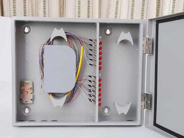 Cable Distribution Box : Gpx fj b金属型光缆分纤箱 深圳市特发信息股份有限公司