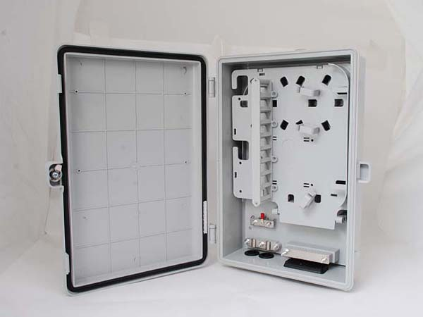 GPX910-FS-a塑胶型光缆分纤箱-深圳市特发信息股份有限公司